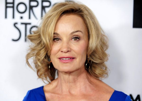 JESSICA LANGE at American Horror Story Special Screening