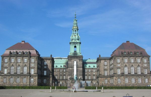 palat regal Christiansborg