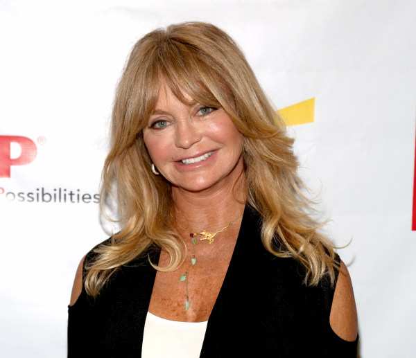 NEW YORK, NY - MAY 15: Founder, The Hawn Foundation, Goldie Hawn attends Forbes Women's Summit:The Entrepreneurship of Everything at 583 Park Avenue on May 15, 2014 in New York City. (Photo by Paul Zimmerman/WireImage)